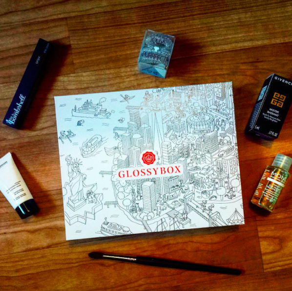 Glossybox septembre 2015