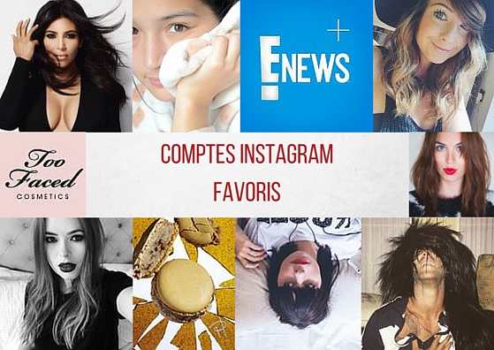 Top10 instagram favoris