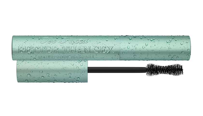 mascara Better Than Sex waterproof