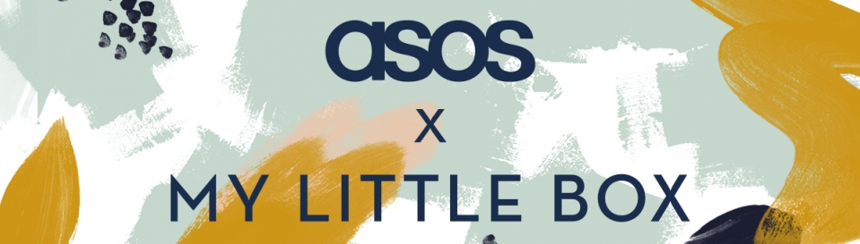 Mylittlebox X Asos -octobre 2017
