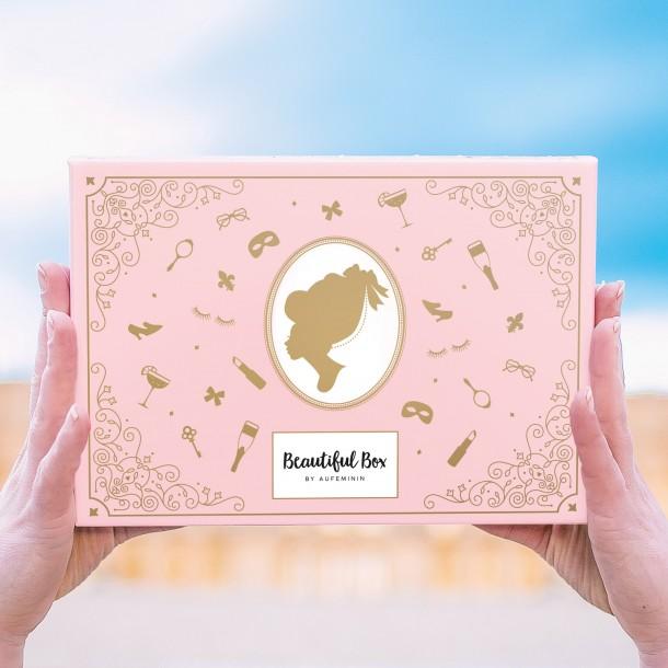 Beautiful Box d'Avril 2018
