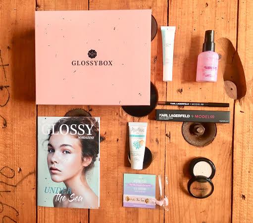 Glossybox de Juin 2018