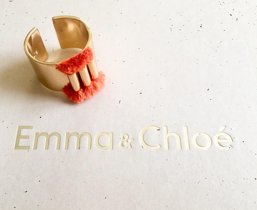Emma et Chloé de Juin 2018