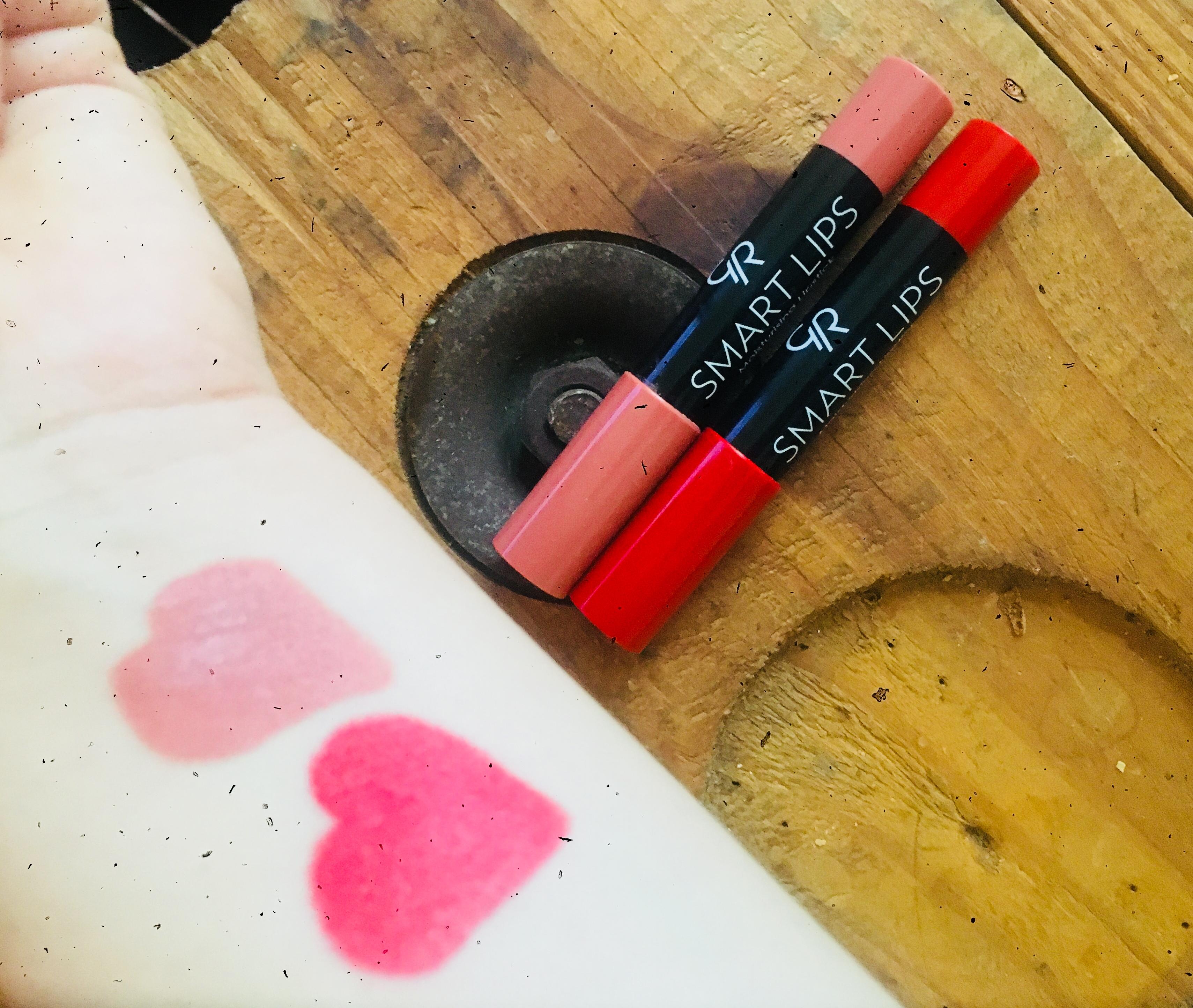 Smart Lips Moisturising Lipstick