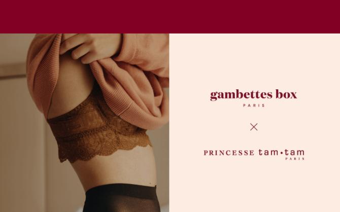 Gambettes Box de Septembre 2018