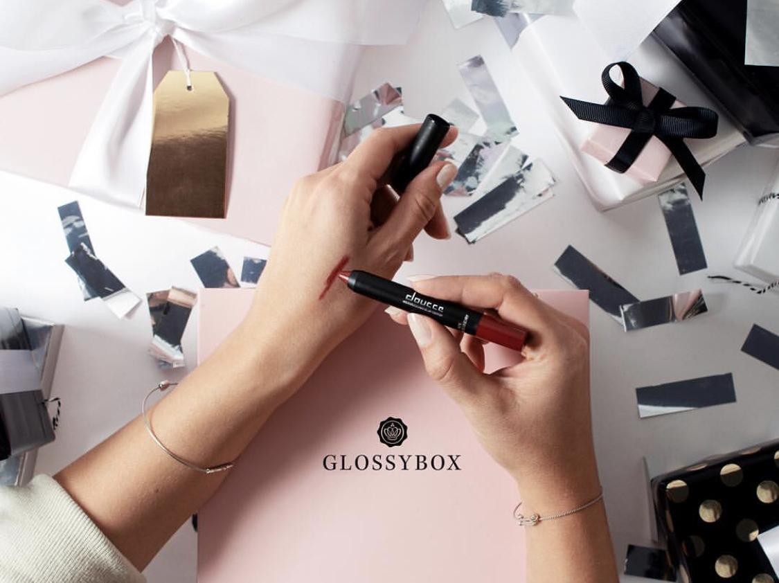 glossybox de novembre 2018