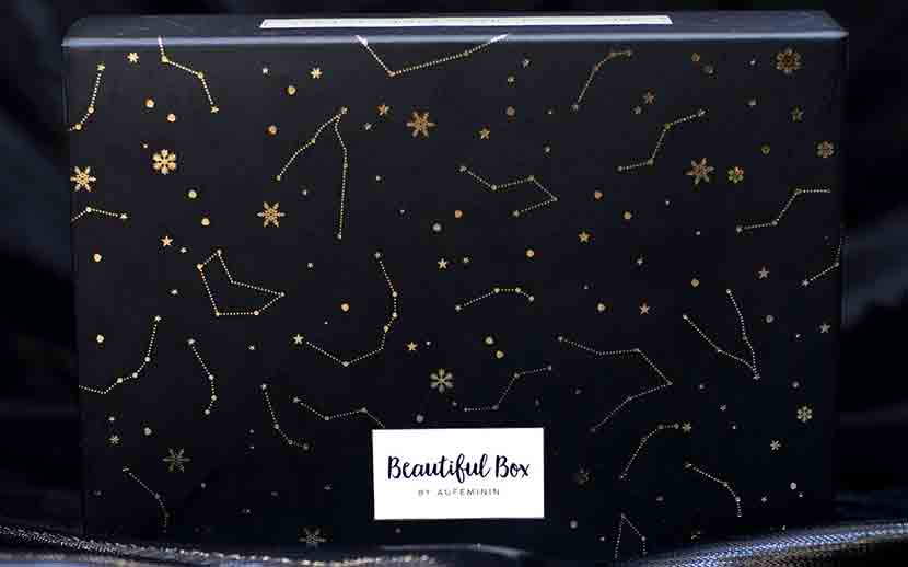 BeautifulBox de Decembre 2018