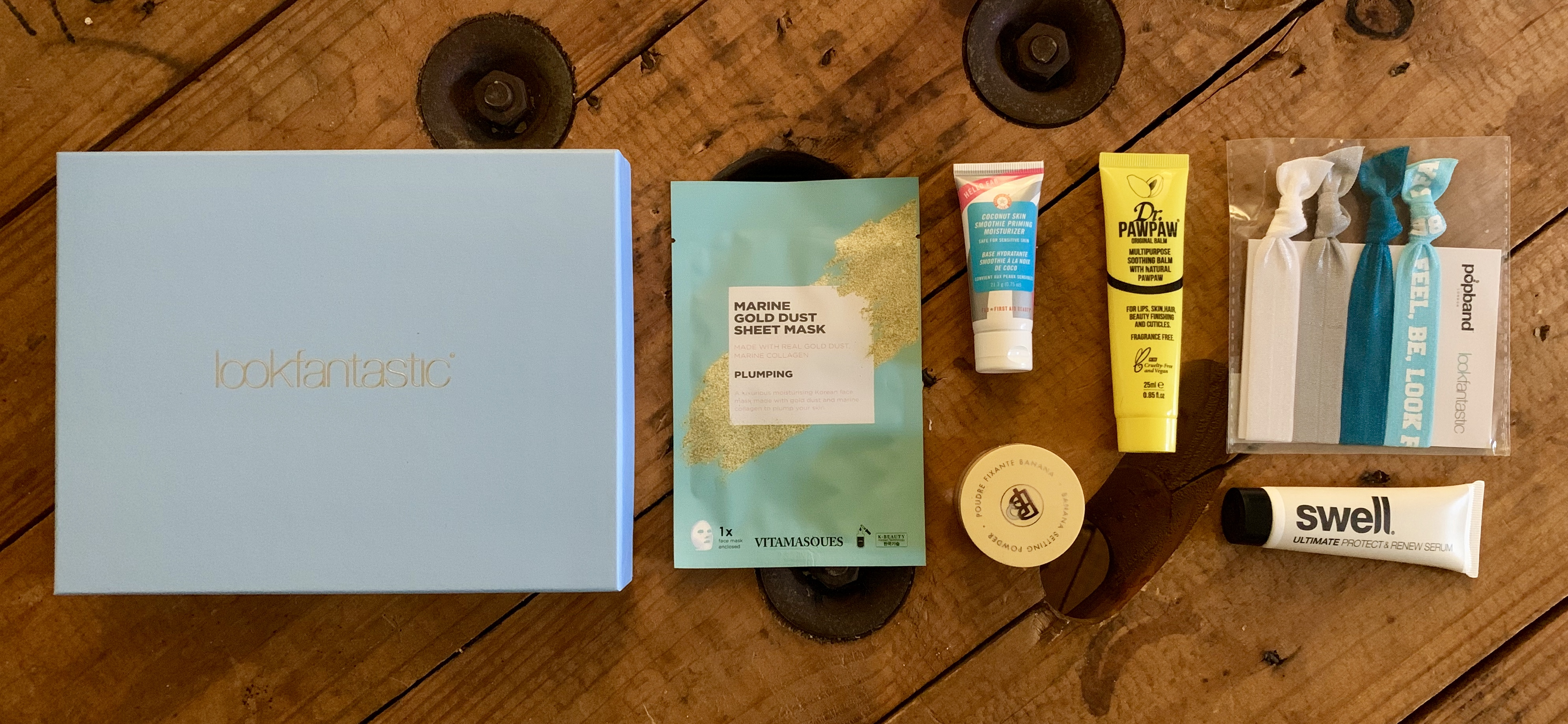 LookFantastic Box de Janvier 2019