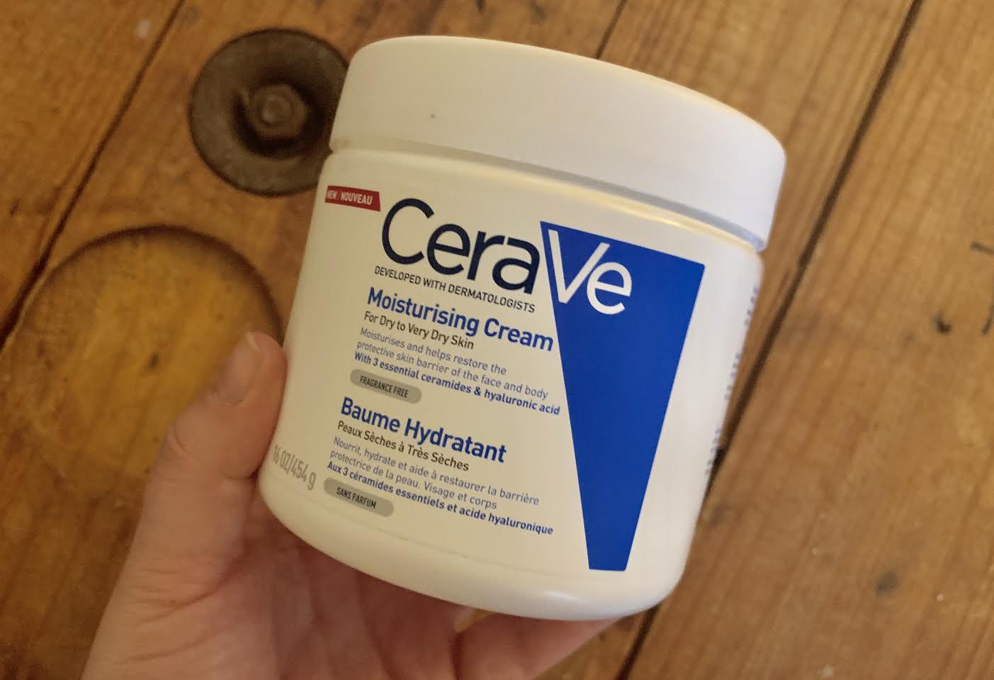Baume hydratant CeraVe