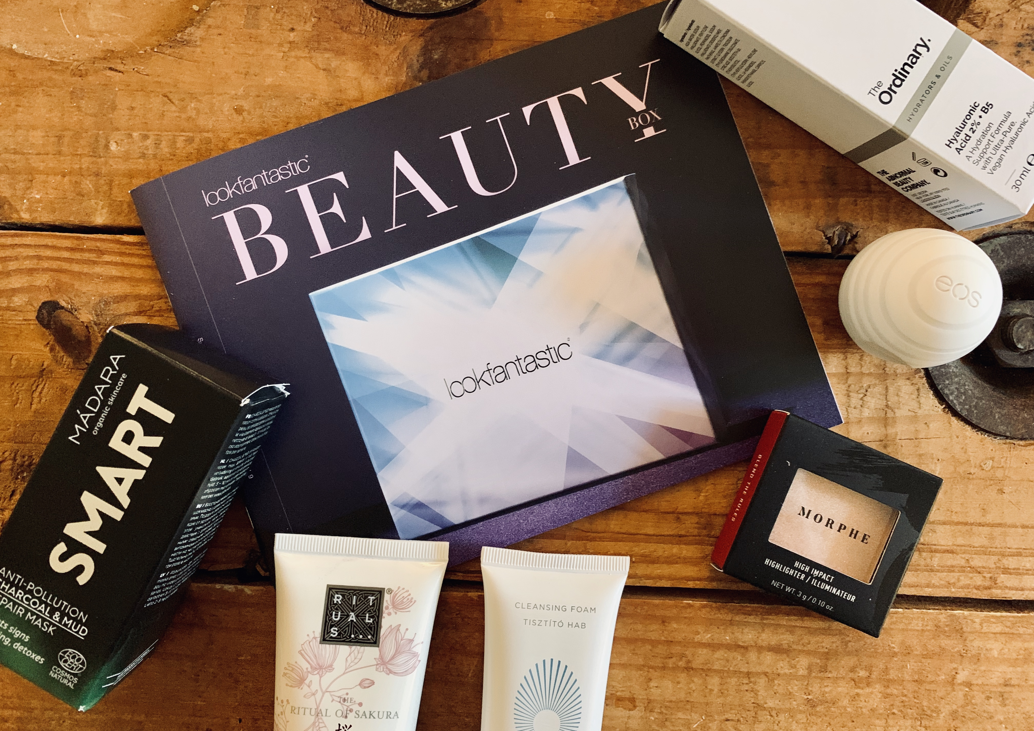 LookFantastic Box de Mars 2019