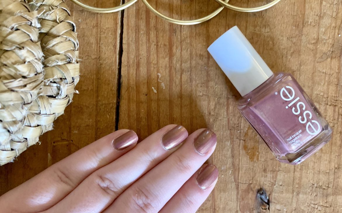 Essie - printemps 2019 - Teacup Half Full