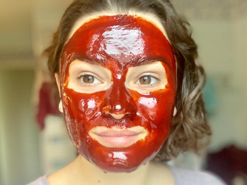 masque typology posé