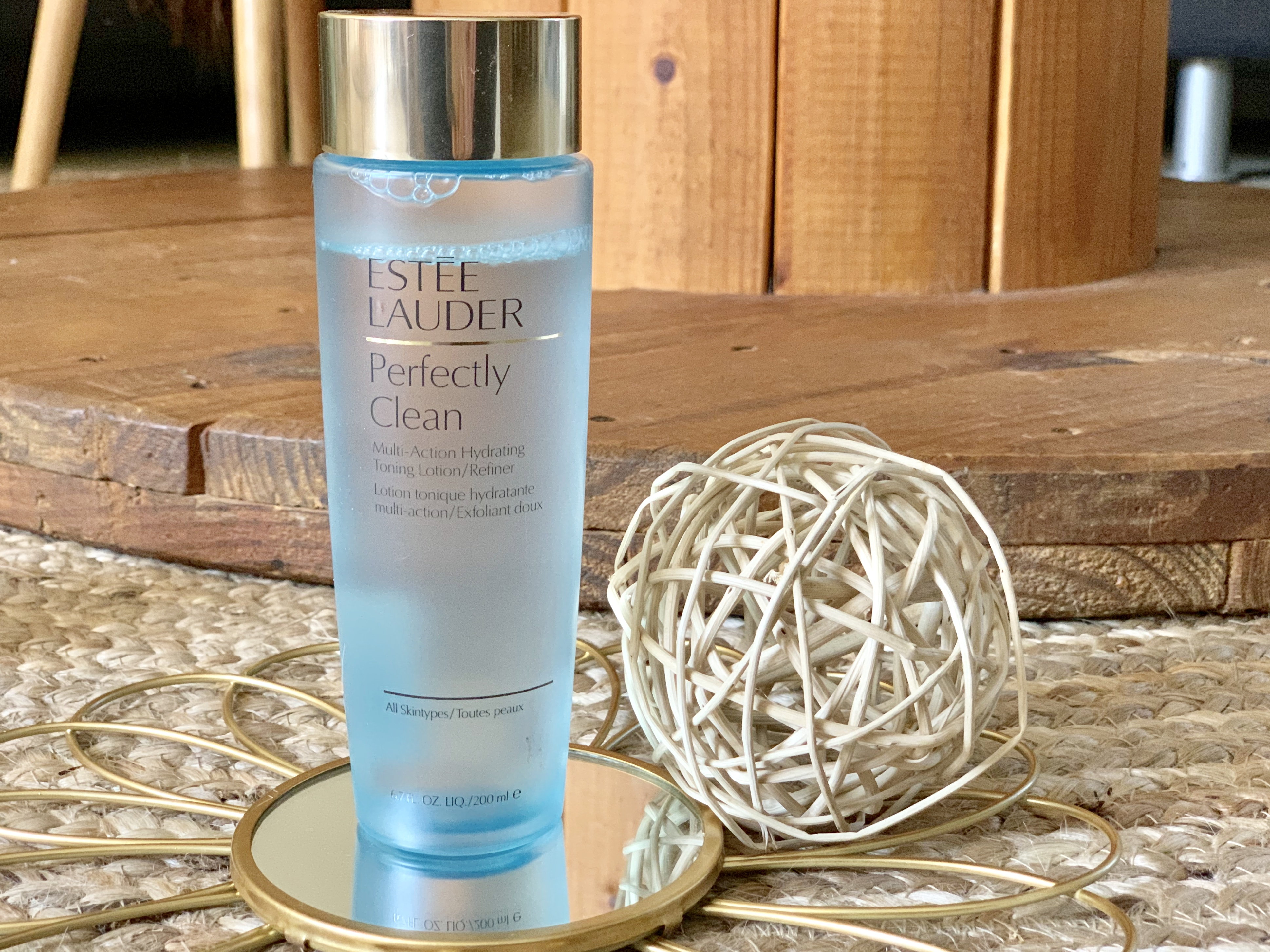 Lotion tonique Perfectly Clean - Estée Lauder
