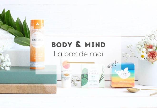 Nuoo Box de Mai 2019