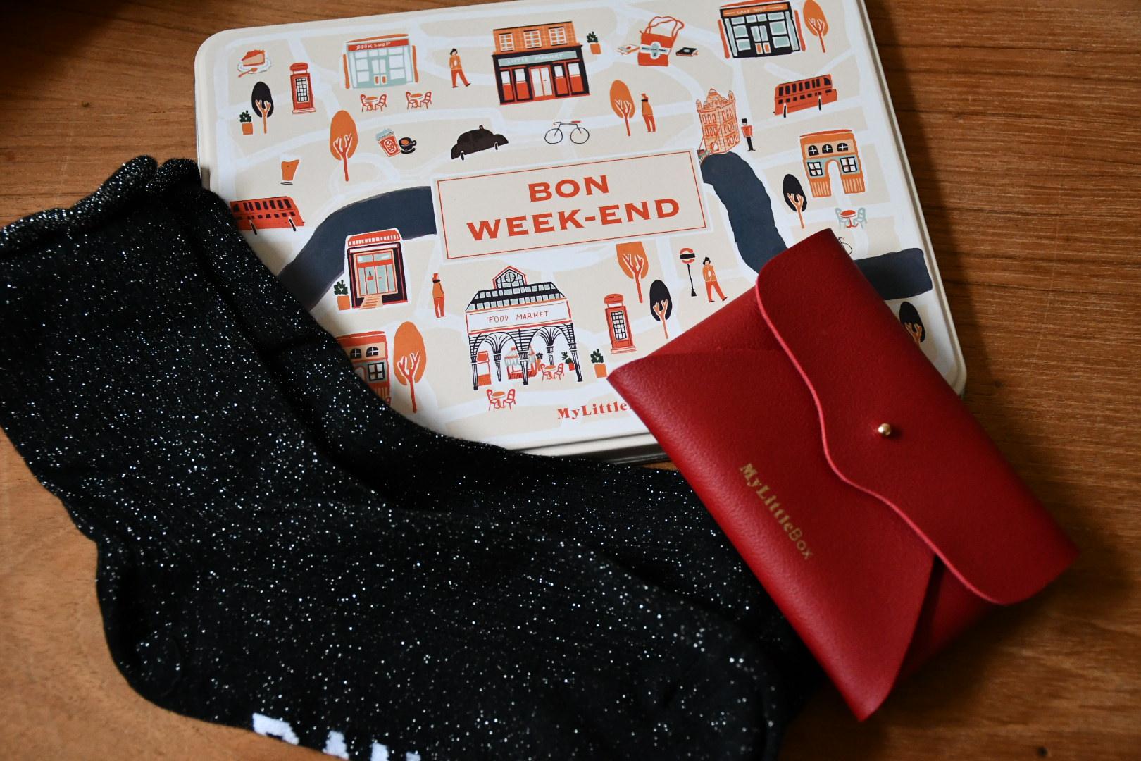 Accessoires MyLittleBox Octobre 2019