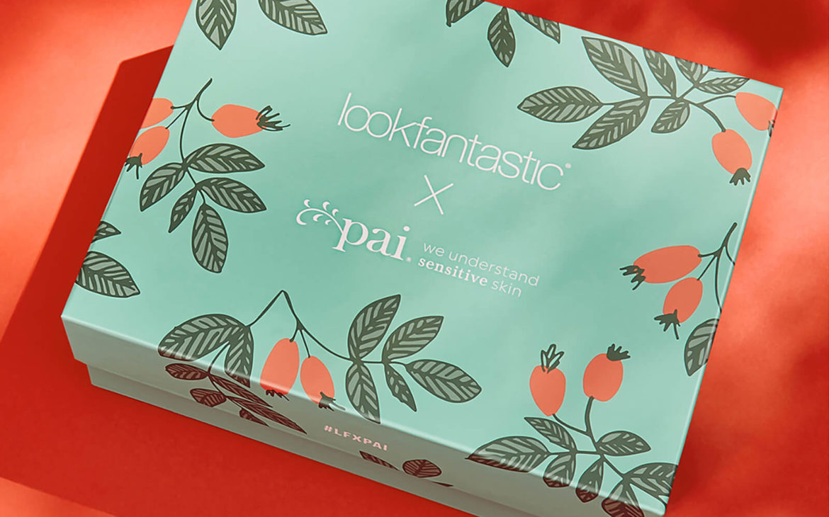 LookFantastic X Paï
