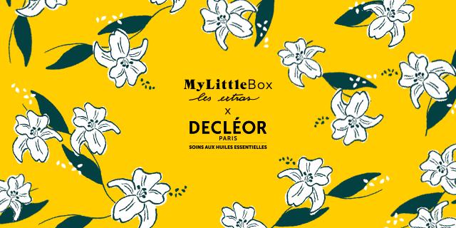 Extras MyLittleBox X Decleor