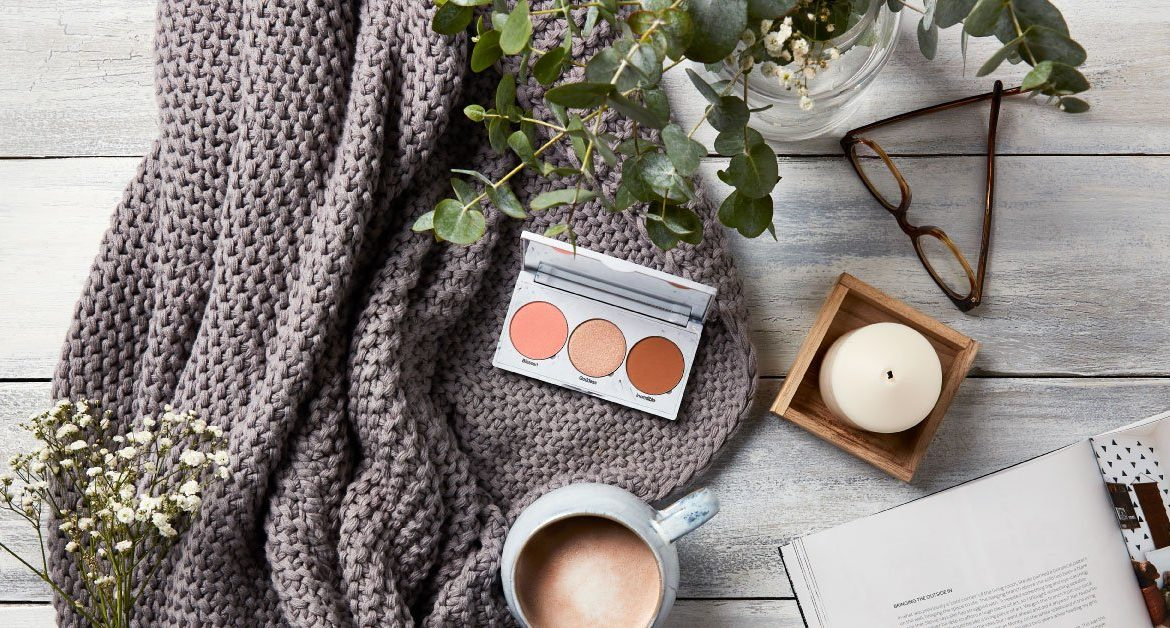 Palette Ultimate Glow Getter RealHer - Glossybox Décembre 2019