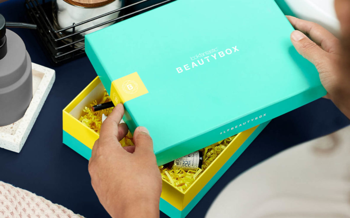LookFantastic Box - Janvier 2020