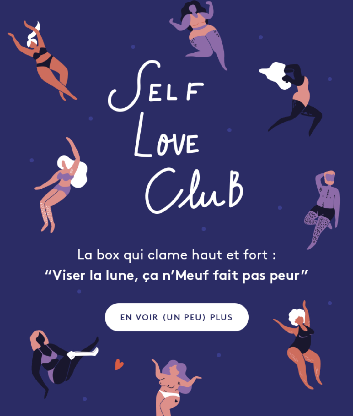 Self Love Club - Birchbox - Mars 2020