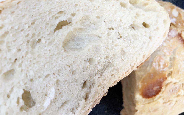 Recette de pain maison sans pétrissage