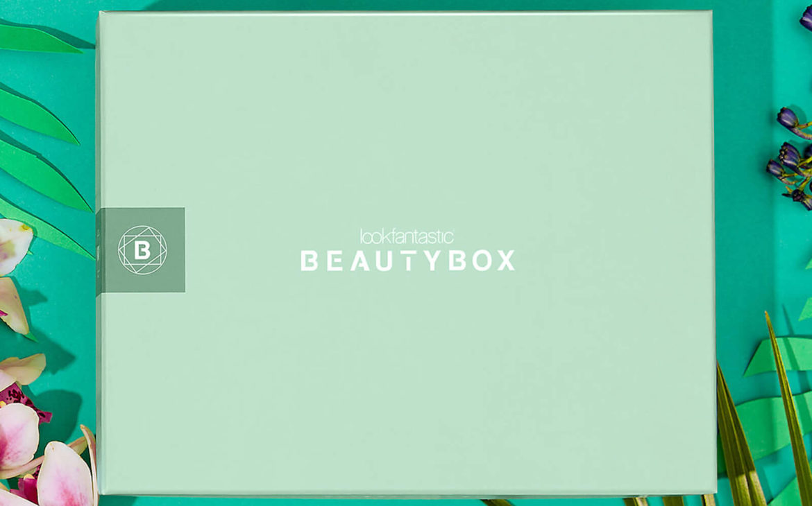 Botanic Box - LookFantastic Mai 2020