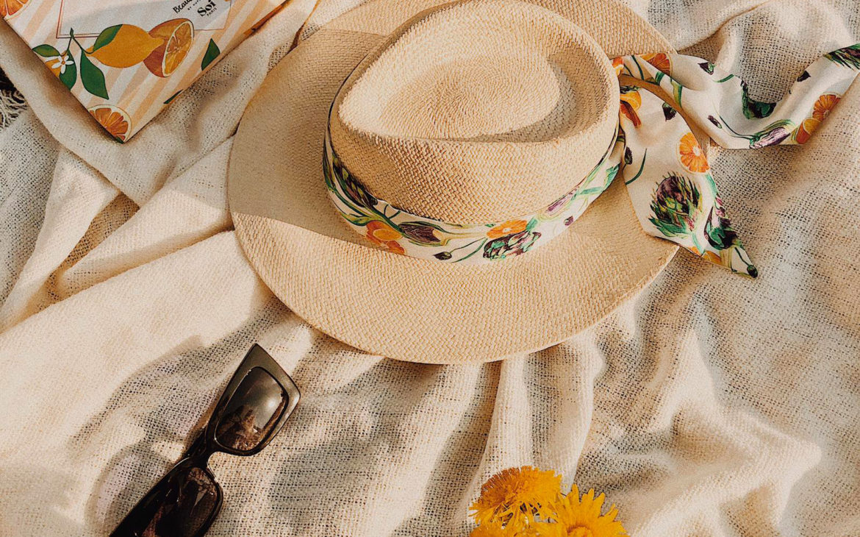 Aperçu du foulard SOI - Beautiful Box - Mai 2020