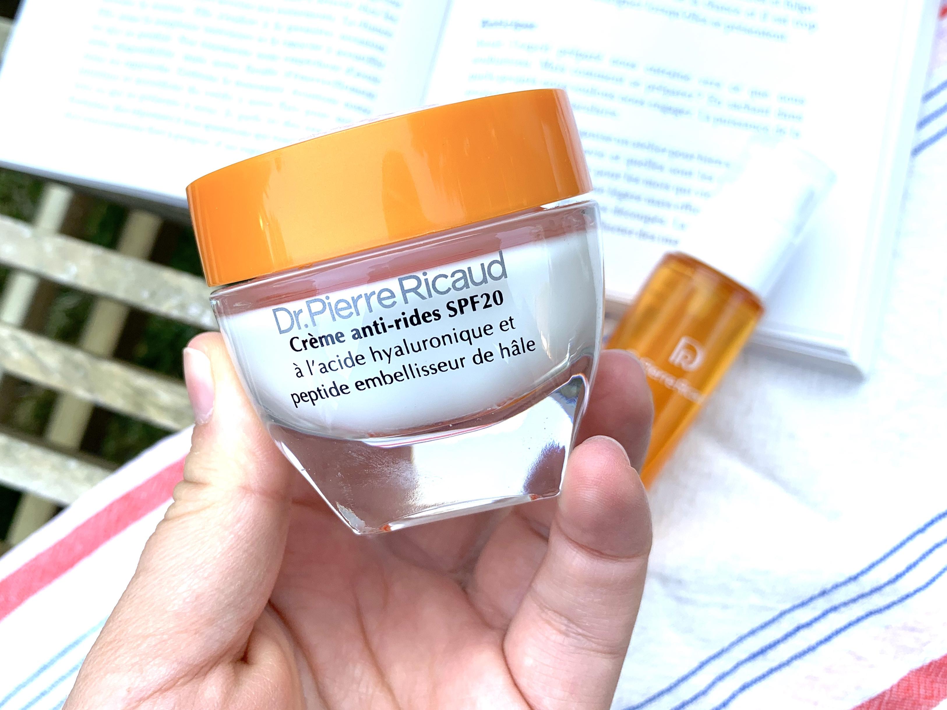 Crème embellisseur de hâle Dr Pierre Ricaud